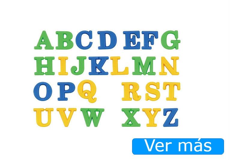 Juguetes de playa moldes para letras
