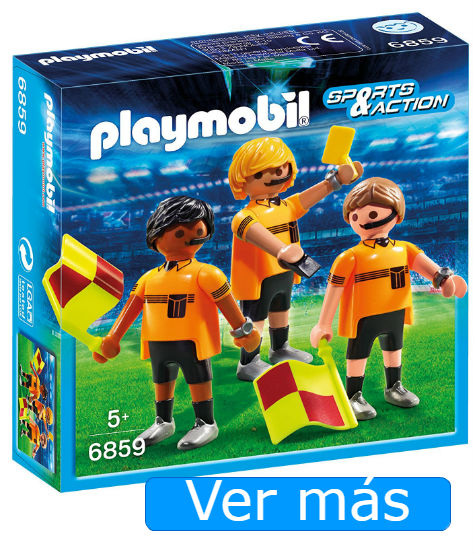 Juguetes mundial árbitros