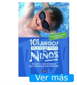 Juguetes para piscina: libro