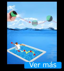 Juguetes para piscina: pelota saltarina