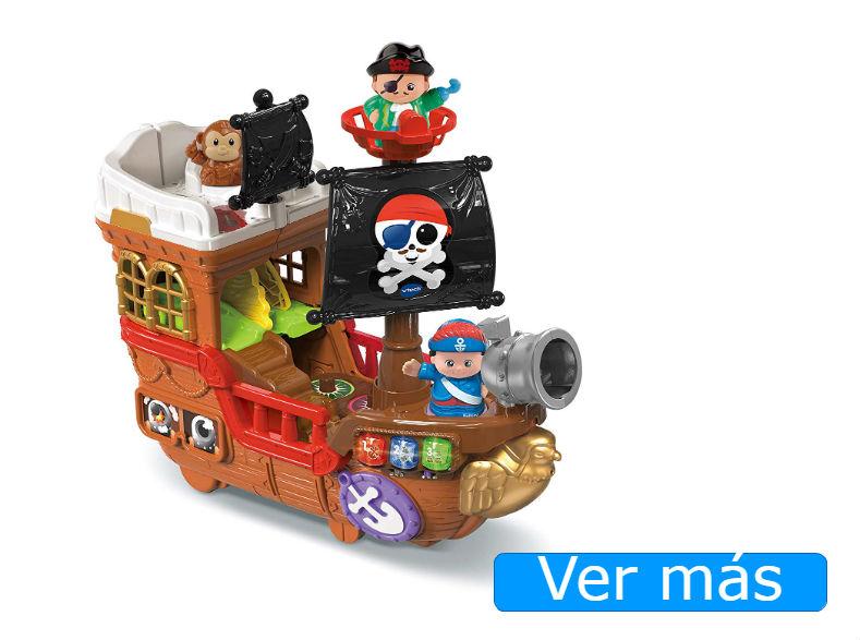 Mejor Juguete 2018 Barco pirata