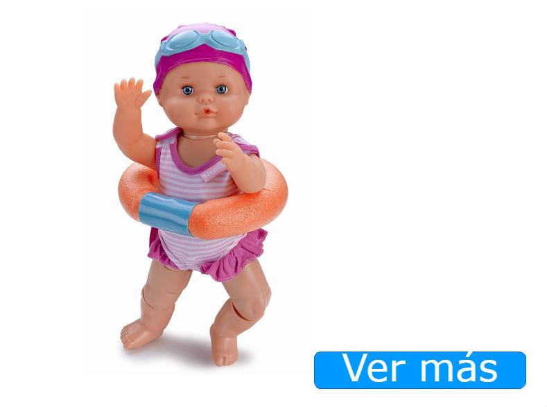 Mejor Juguete 2018 Nenuco nadador