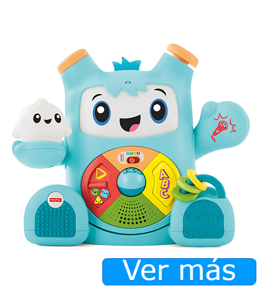 Mejor juguete 2018 Primera infancia: Rocky Roquero