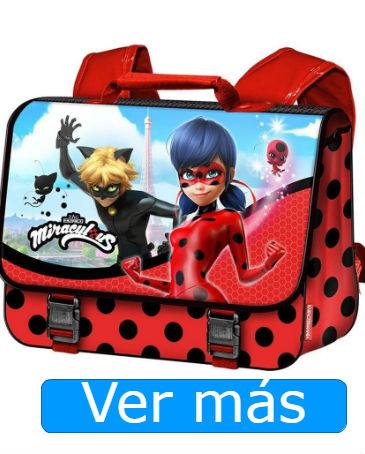 Mochilas Ladybug cartera