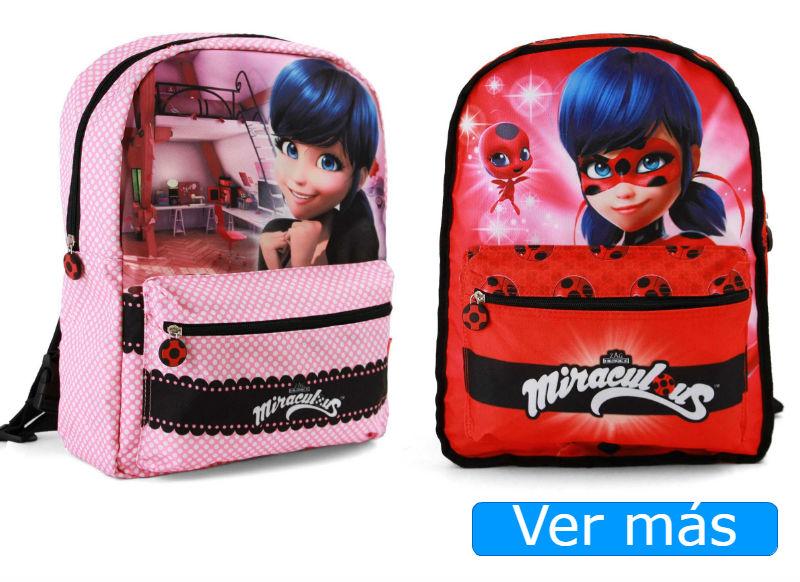 Mochilas Ladybug: mochila reversible