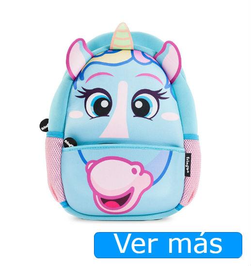 Mochilas de unicornios: mochila de neopreno