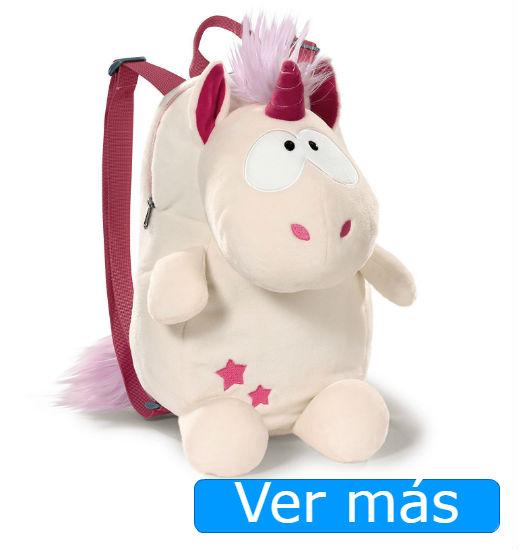 Mochilas de unicornios mochila peluche