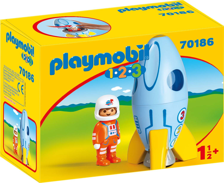 Juguetes astronauta: Playmobil astronauta 123