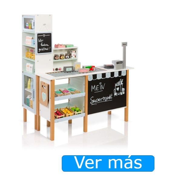 Supermercado de juguete de madera Musterkind