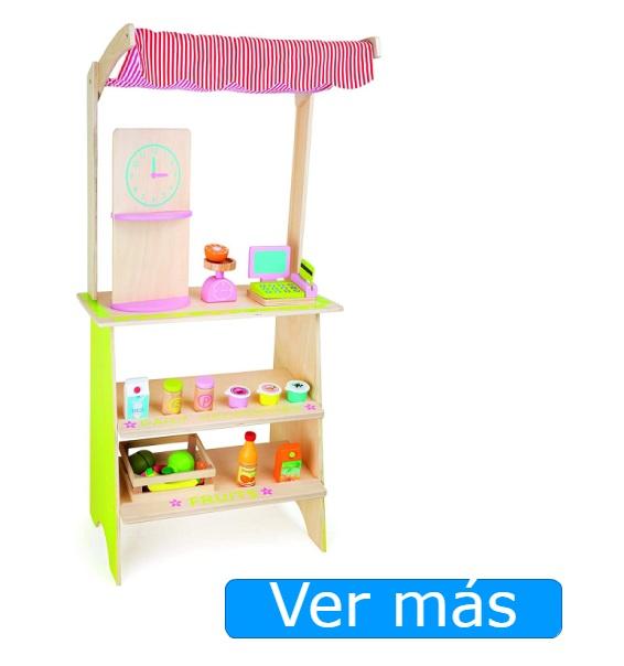 Supermercado de juguete. Tienda Small Foot