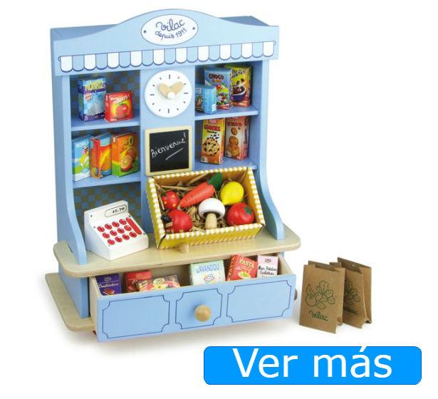 Supermercado de juguete tienda de juguete Vilac