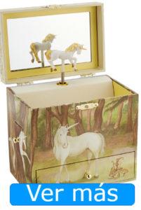 Unicornio caja de música