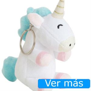 Unicornio llavero