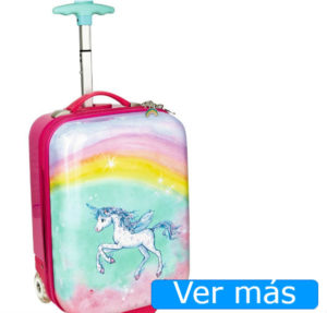 Unicornio maleta trolley