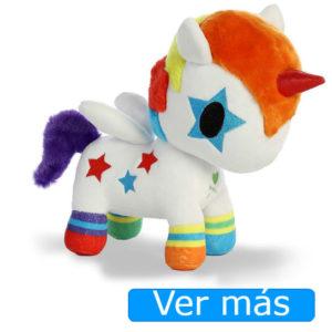 Unicornio muñeco para bebés
