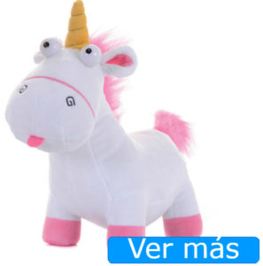 Unicornio peluche de Agnes en 'Gru, mi villano favorito'