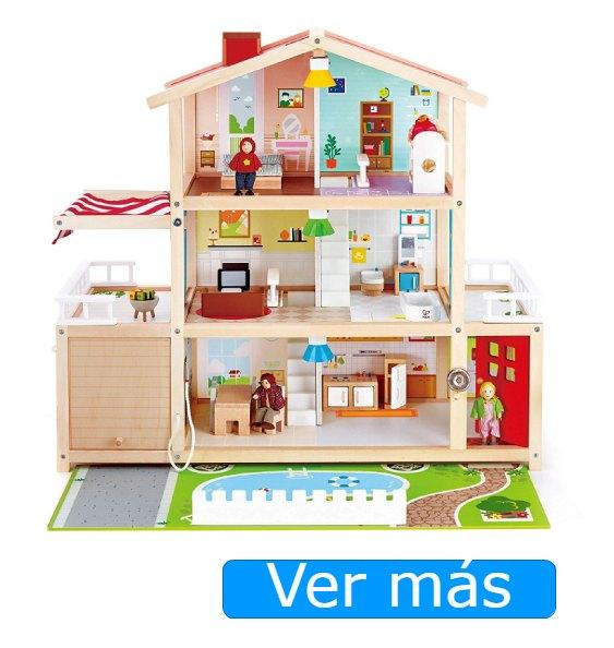 Comprar casas de muñecas modernas