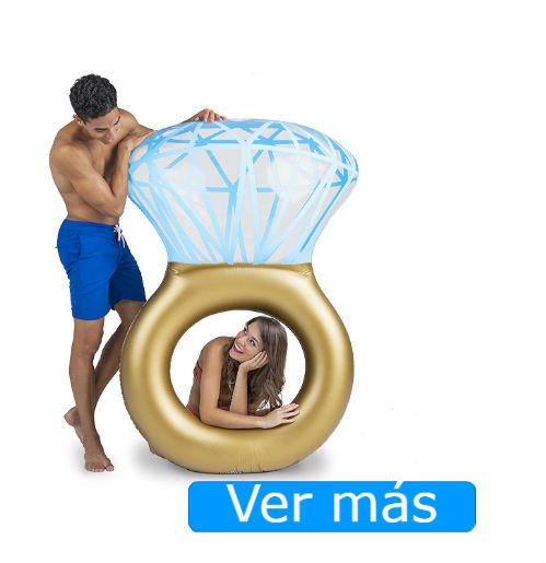 Flotadores gigantes Amazon anillo