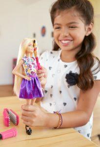 Prime Day Barbie ondas y rizos