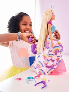 Prime Day Barbie princesa rubia