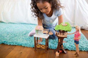 Prime Day Barbie veterinaria con granja