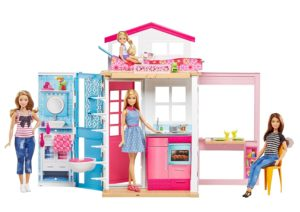Prime Day casa Barbie transportable