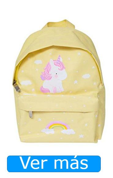 Mochilas de unicornios de Little Lovely Company