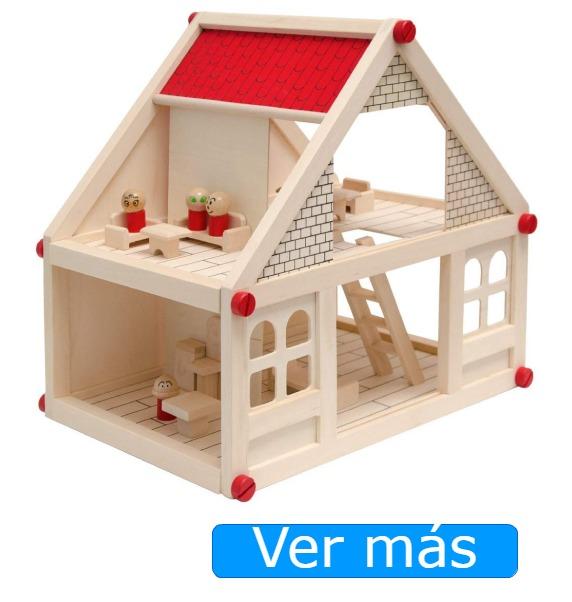 Réplica casa de muñecas Lidl
