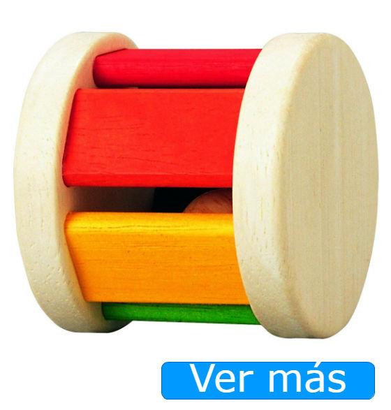 Sonajero rueda de Plan Toys