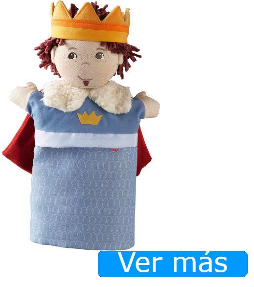Teatro de marionetas: Príncipe