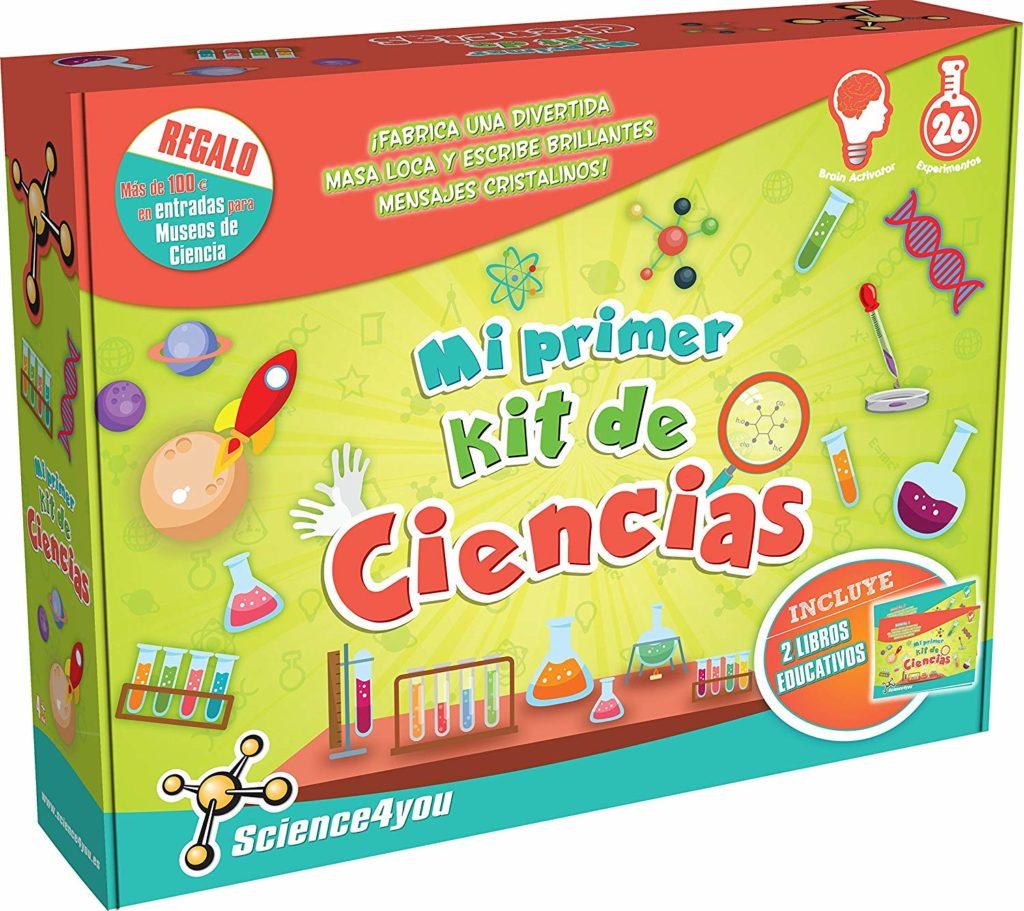 Prime day: juego de ciencias