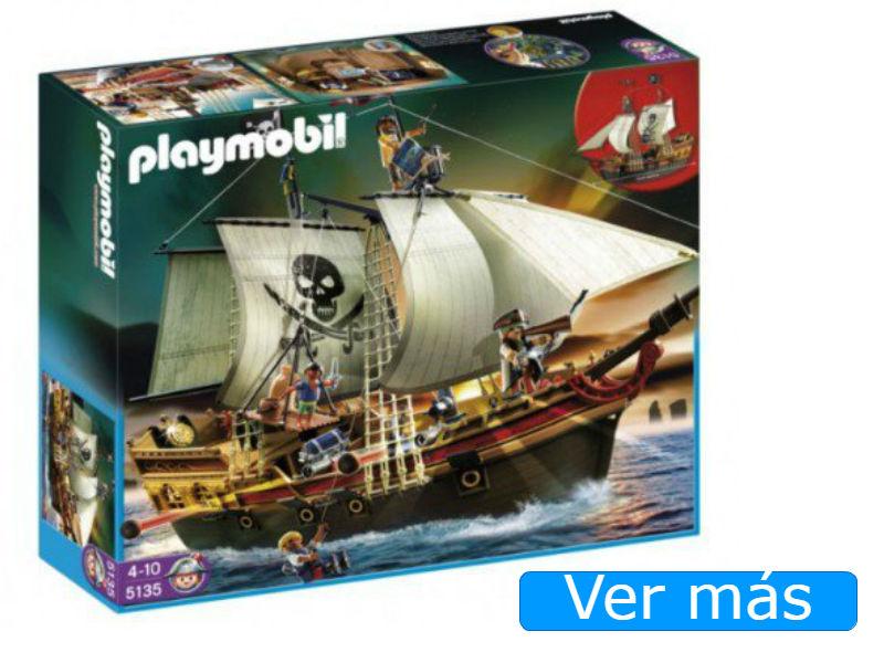 Barco pirata Playmobil 5135