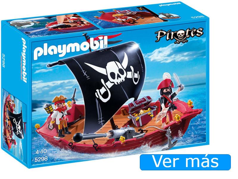 Barco pirata Playmobil 5298