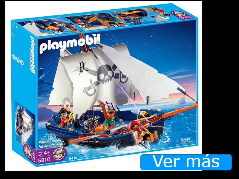 Barco pirata Playmobil 5810