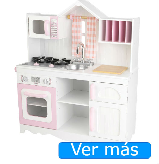 Black Friday juguetes: Cocinitas de madera Kidkraft