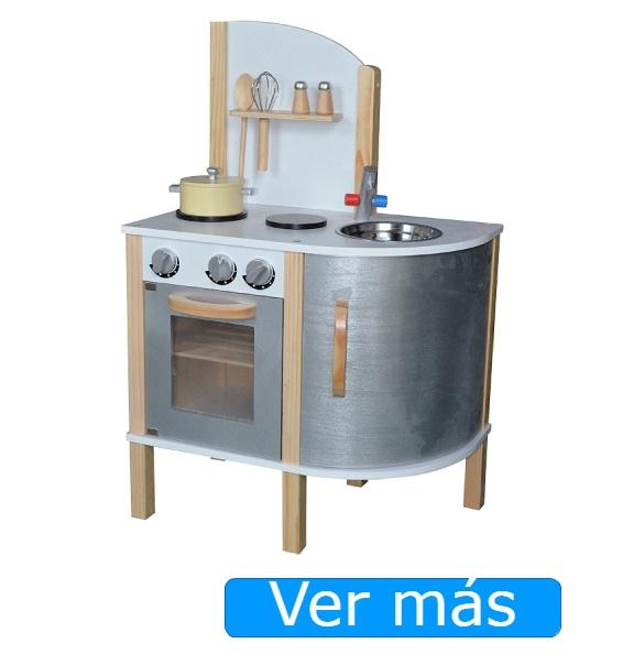 Cocinitas de madera baratas Kidzmotion