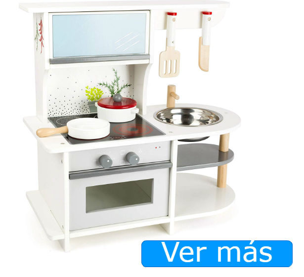 Cocinitas de madera baratas Small Foot