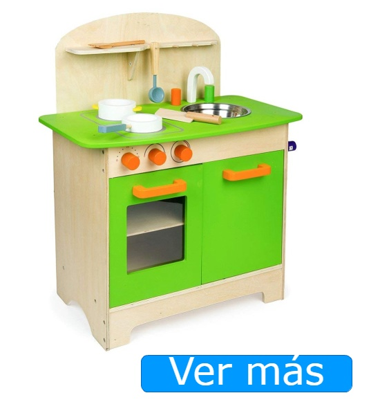 Cocinitas de madera baratas para niños