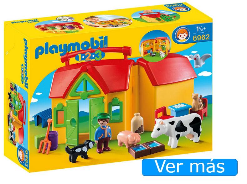 Granja Playmobil 123