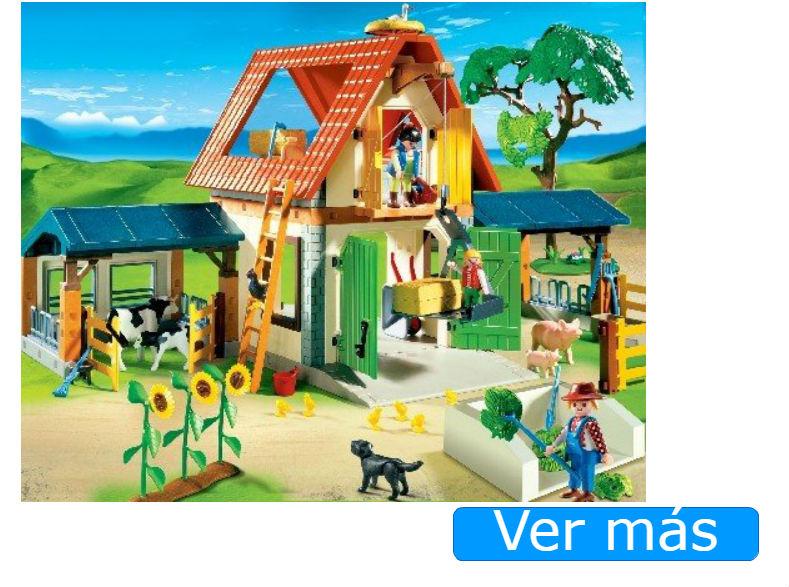 Granja Playmobil 4490