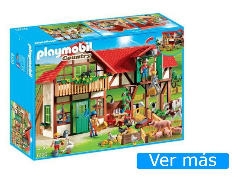 Granja Playmobil Country 6120