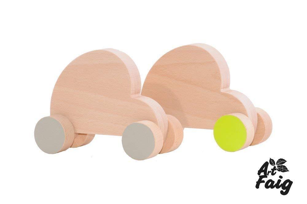 Juguetes de madera artesanales ArtFaig