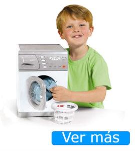 Juguetes no sexistas lavadora de juguete para niños