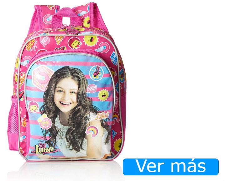 Mochilas de Soy Luna: mochila pequeña