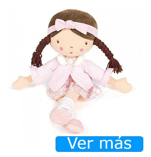 Muñecas de trapo La Nina: Carolina