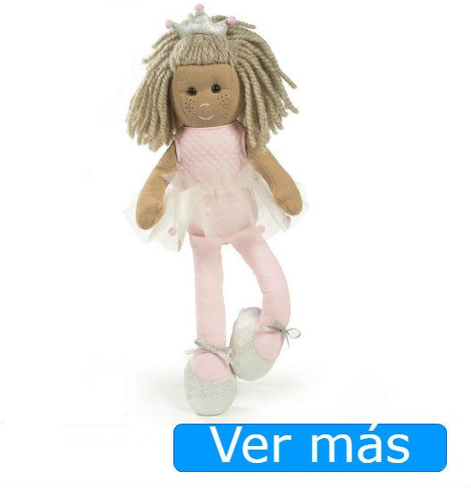 Muñecas de trapo La Nina: Marta
