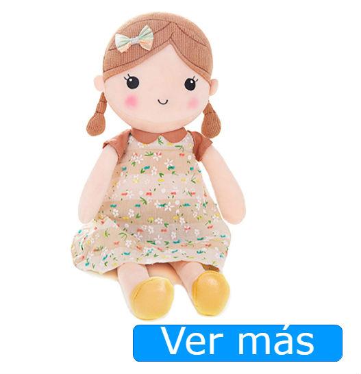 Muñecas de trapo Metoo