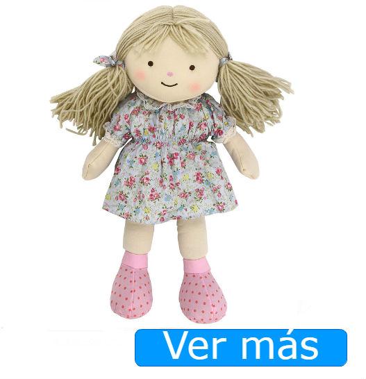 Muñecas de trapo Warmheart