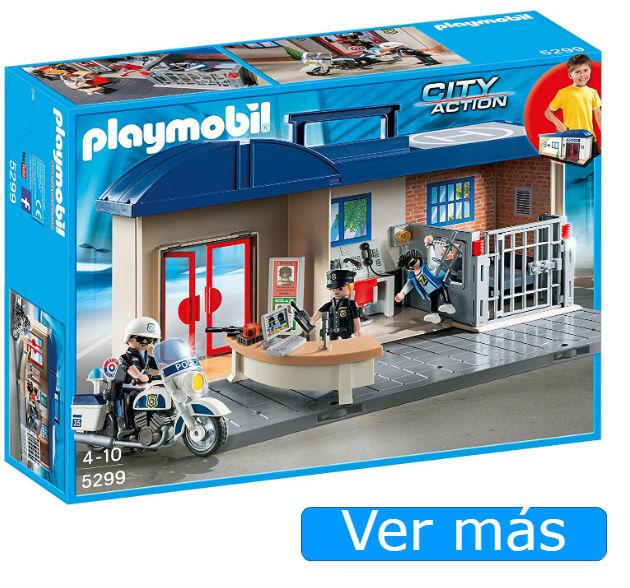 Playmobil Policia comisaria