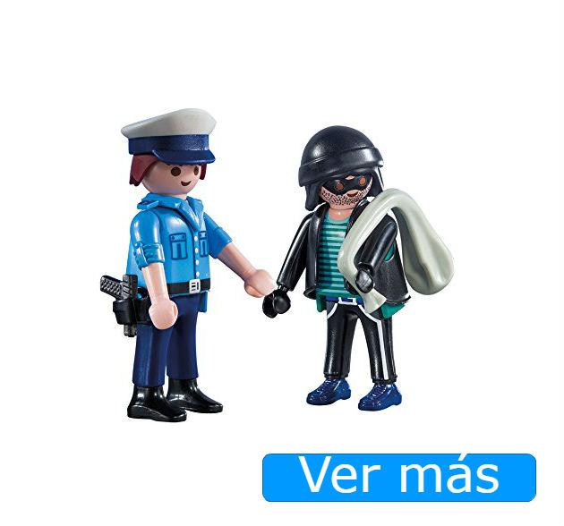 Playmobil Policia y ladrón